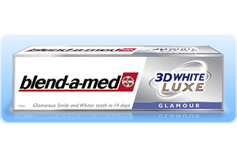 Зубная паста Blend-a-med 3D White Lux Glamour оптом