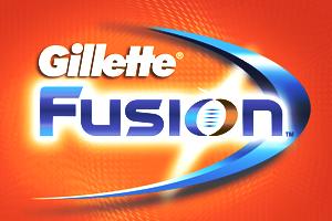 Gillette Fusion отом