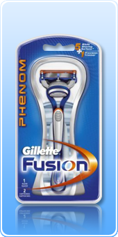 Станок Gillette Fusion Phenom оптом