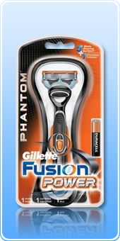 станок Gillette Fusion Power Phantom оптом