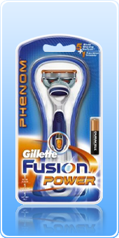 станок Gillette Fusion Power Phenom оптом