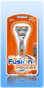 Станок Gillette Fusion Power оптом