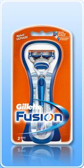 Станок Gillette Fusion оптом