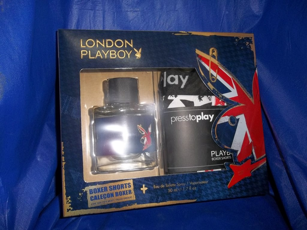 """Набор Playboy """"London"""""""