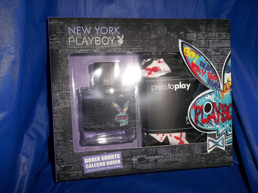 """Набор Playboy """"New York"""""""