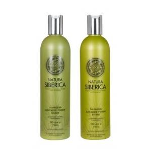 Шампунь для придания объема для всех типов волос Natura Siberica Натура Сиберика