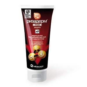 Защитный гидрофильный крем для кожи рук и лица РизаДерм Профи