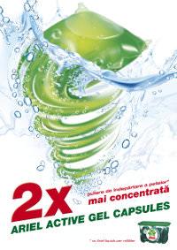 Моющие средство Ariel Active Gel Capsules