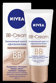BB-крем «Идеальная Кожа» от NIVEA