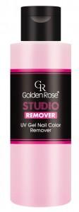 Жидкость для снятия лака Golden Rose Studio UV Gel Nail Color Remover