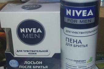 набор Nivea