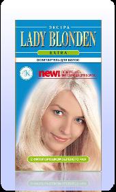 Осветлитель для волос Lady Blonden EXTRA оптом.