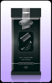 Влажные Салфетки Вестар Для изделий из кожи 20шт оптом.