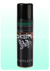 Спрей для восстановления цвета Salamander Leather Fresh (черный) 250 мл оптом.