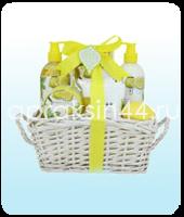 Подарочный косметический набор Лимон оптом. Артикул – 4018.