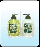 Подарочный косметический набор Белый Чай и Мята оптом. Артикул - 7115QD.