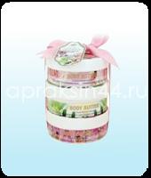 Подарочный косметический набор Французский букет оптом. Артикул - 1221QJ.