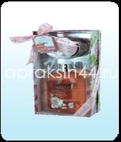 Подарочный косметический набор Розовый пион оптом. Артикул – РК02.