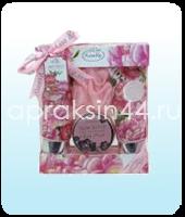 Подарочный косметический набор Розовый пион оптом. Артикул – РК11.