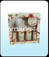 Подарочный косметический набор Белая орхидея оптом. Артикул - RX80.