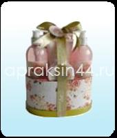 Подарочный косметический набор Роза оптом. Артикул - 6CRS39.