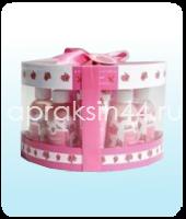 Подарочный косметический набор Роза-Кантри оптом. Артикул – 1409RS.