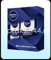 Набор мужской подарочный Nivea (Нивея) Для чувствительной кожи оптом.
