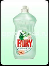 Чистящее средство для посуды FAIRY (Фэйри) Нежные Руки Чайное дерево и мята 500 мл оптом.