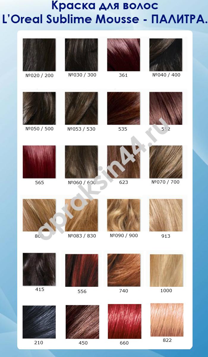 Лореаль краска для волос 1000