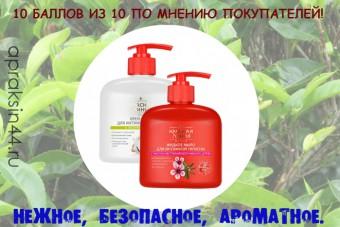 Красная Линия Жидкое мыло для интимной гигиены 250 мл в ассортименте