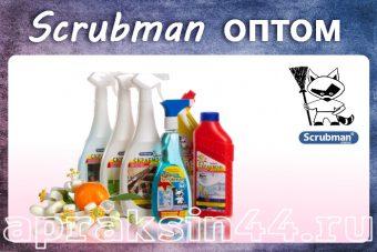 Scrubman оптом