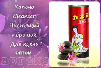 Kaneyo Cleanser Чистящий порошок 400 г оптом